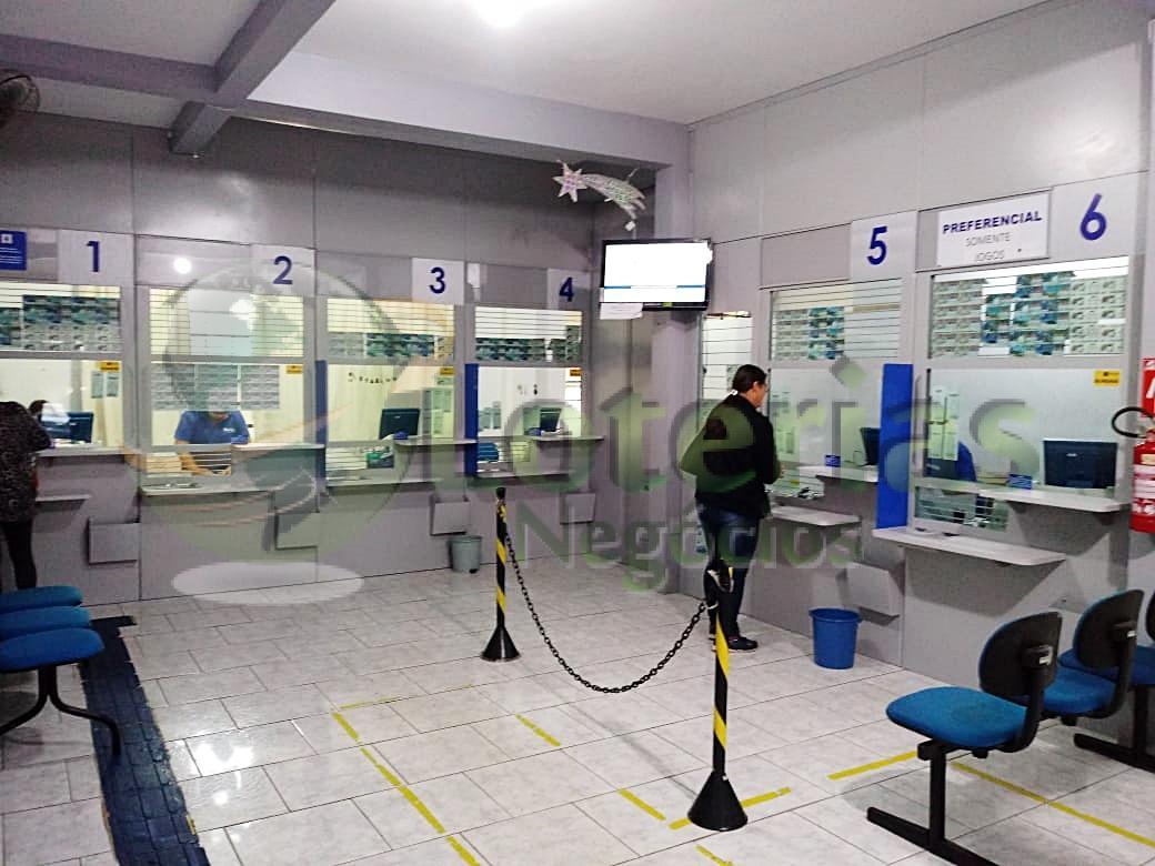 Lotérica Confinada Região de Franca LOT.279/08.21